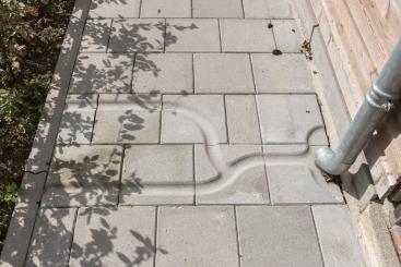 Hemelwaterafvoertegels