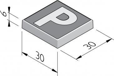 P-tegels