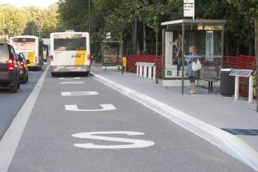 Toegankelijke bushaltes